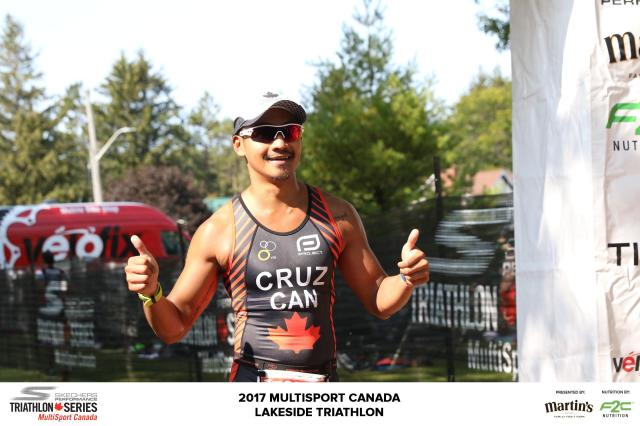 2017-09-10 | 2017 MultiSport Lakeside Triathlon (Sun)